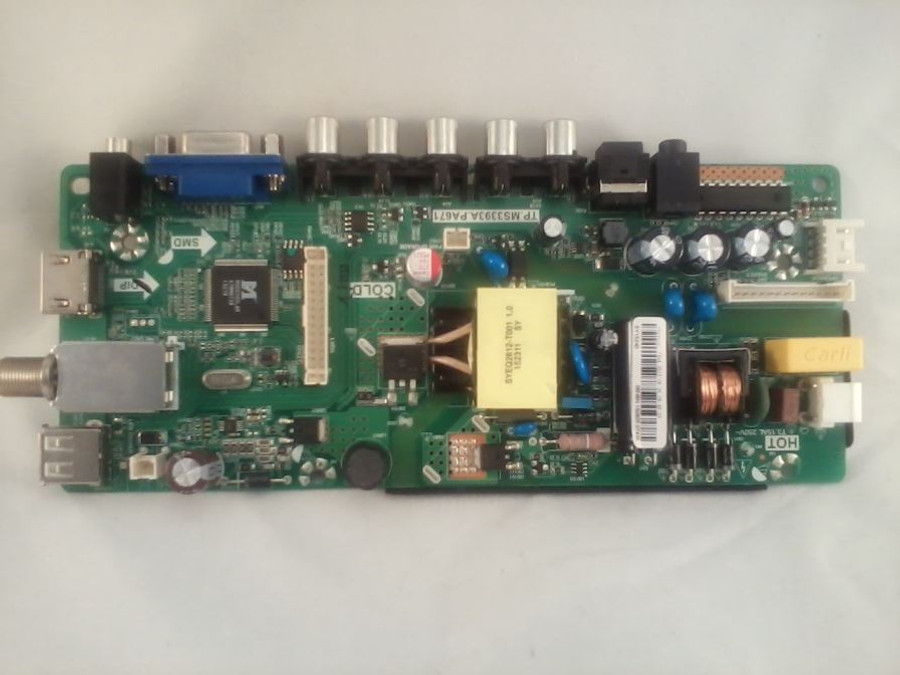 Element SY15240 Main Board / Power Supply (front)