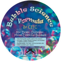 Bubble Science Formula Fluid