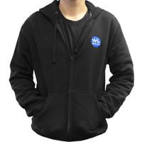 WL Full Zip Urban Hoodie
