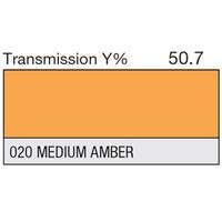 020 Medium Amber