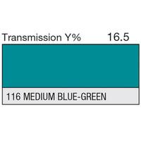 116 Medium Blue-Green