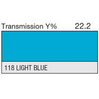 118 Light Blue