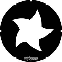 5 Pointed Dancing Star (Goboland)