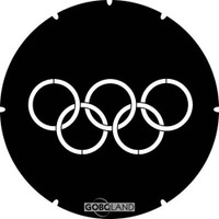 Olympic Rings (Goboland)