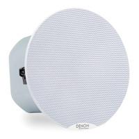 DN-106S 6½-inch Commercial-Grade Ceiling Loudspeaker