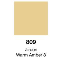 809 Zircon Warm Amber 8