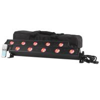 The ADJ VBar Pak low profile LED Linear fixture