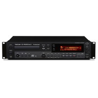 CD-RW901MKII Professional Audio CD Recorder