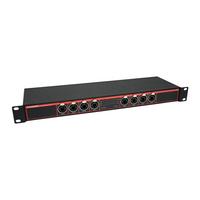 8-Port Gigabit-Ethernet-Switch