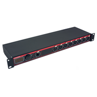 Ethernet DMX Node with up to 8 DMX Ports