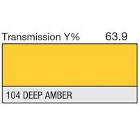 104 Deep Amber