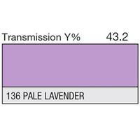 136 Pale Lavender