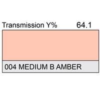 004 Medium Bastard Amber