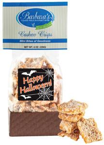 HALLOWEEN - Cashew Crisps