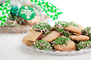 ST. PATRICK'S DAY  - Butter Cookie Assortment