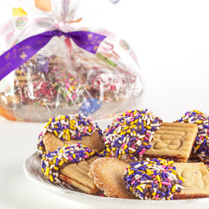 EASTER/ SPRING - JoeyJoy Filled Sandwich Butter Cookies