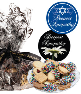 SYMPATHY/ SHIVA BUTTER COOKIE ASSORTMENT