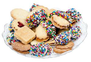 BIRTHDAY - Butter Cookie Assortment