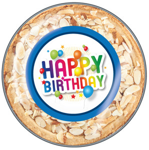 BIRTHDAY - COOKIE PIE