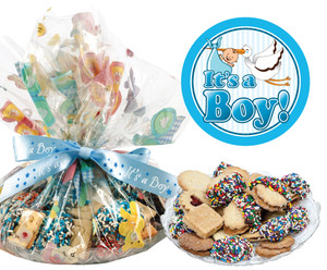BABY BOY BUTTER COOKIE ASSORTMENT
