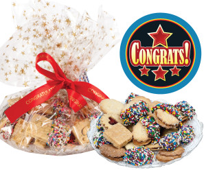 CONGRATULATIONS - Butter Cookie Assortment
