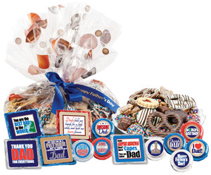 """FATHERS DAY """"COOKIE TALK"""" MESSAGE PLATTERS"""