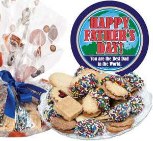 FATHER'S DAY - Butter Cookie Assortment