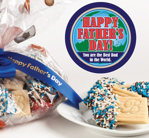 FATHER'S DAY - JoeyJoy Filled Sandwich Butter Cookies