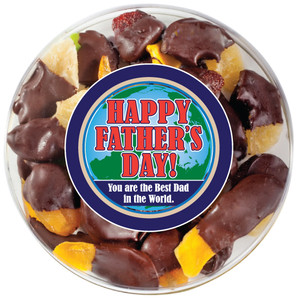 FATHER'S DAY - Chocolate Dipped Dried Mixed Fruit