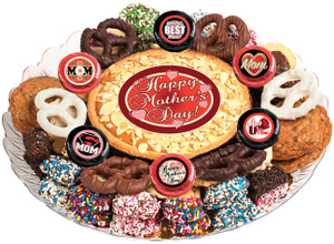 MOTHERS DAY  - COOKIE PIE & COOKIE PLATTER