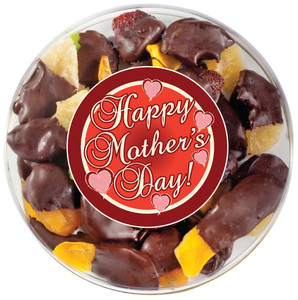 MOTHERS DAY  - Chocolate Dipped Dried Mixed Fruit