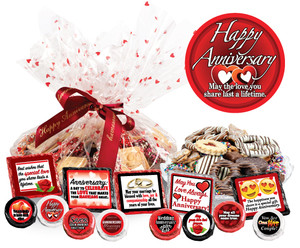 "ANNIVERSARY - ""Cookie Talk' Message Platters"
