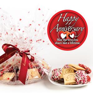 ANNIVERSARY- JoeyJoy Filled Sandwich Butter Cookies