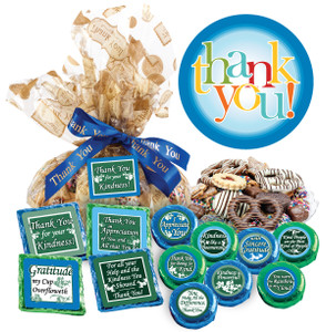 "THANK YOU - ""Cookie Talk' Message Platters"