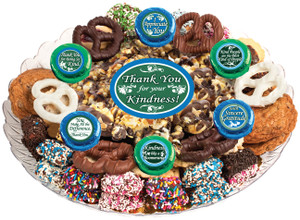 THANK YOU  - Gourmet Popcorn & Cookie Assortment Platters