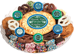 THANK YOU - Cookie Pie & Cookie Assortment Platters