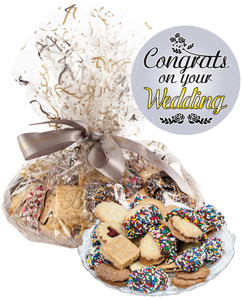 WEDDING BUTTER COOKIE ASSORTMENT