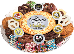 WEDDING  - Cookie Pie & Cookie Assortment Platters