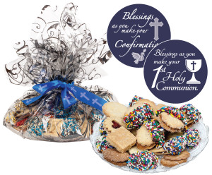 COMMUNION/ CONFIRMATION - Butter Cookie Assortment
