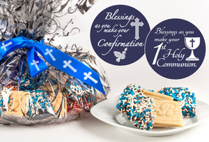 COMMUNION/ CONFIRMATION - JOEYJOY RASPBERRY SANDWICH BUTTER COOKIES