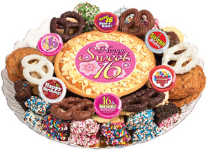 SWEET 16 - Cookie Pie & Cookie Assortment Platters
