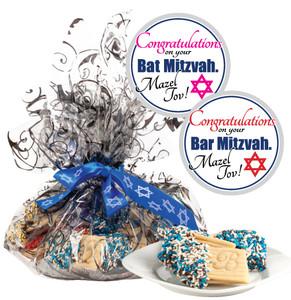 BAR/ BAT MITZVAH JOEYJOY FILLED  BUTTER COOKIES