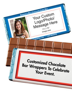 FAVORS/ BUSINESS GIFTS - Custom Chocolate Bar - SPECIAL ORDER
