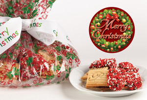 CHRISTMAS - JoeyJoy Filled Sandwich Butter Cookies