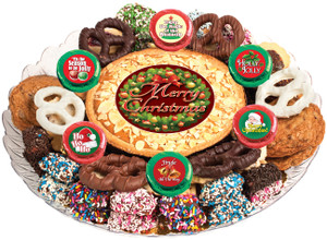 CHRISTMAS/ HOLIDAY - Cookie Pie & Cookie Assortment Platters