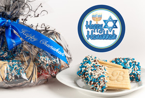 HANUKKAH - JoeyJoy Filled Sandwich Butter Cookies