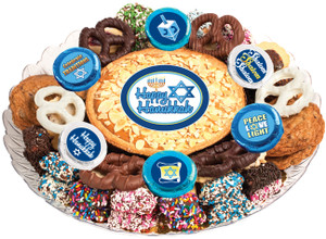 HANUKKAH - Cookie Pie & Cookie Assortment Platters