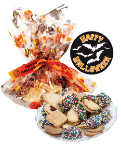 HALLOWEEN BUTTER COOKIE ASSORTMENT