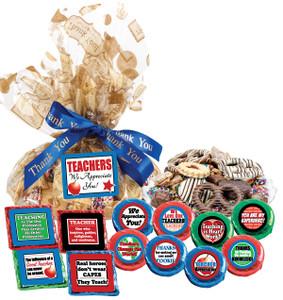 "TEACHER'S DAY - ""Cookie Talk' Message Platters"