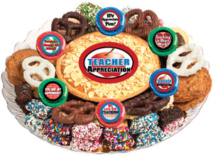 TEACHER APPRECIATION DAY - Cookie Pie & Cookie Assortment Platters